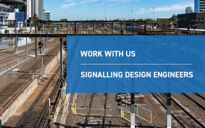 Work with Us: We're searching far and wide for Signalling Design Engineers