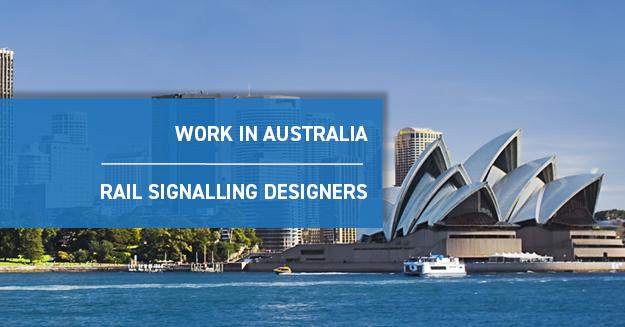 Work in Australia – Career Opportunities for Signalling Design Engineers