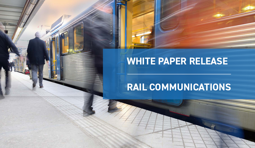 WHITE PAPER: ETCS & CBTC – 5 YEARS ON